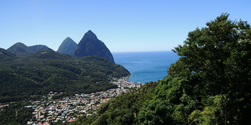 st lucia with Caribbean Warehouse
