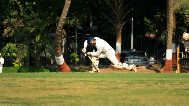 He made sixes on every ball for an over