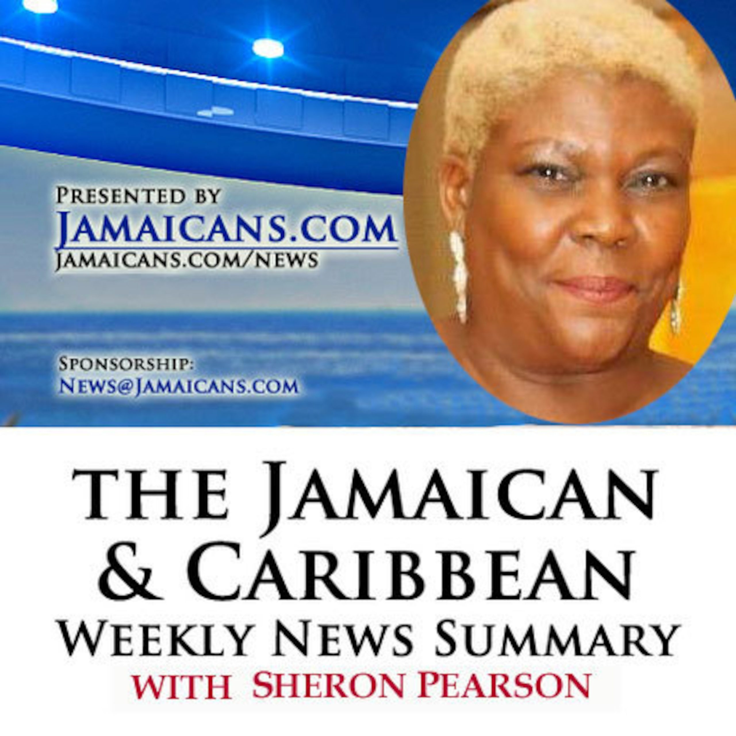 Listen to the Podcast of The Jamaica & Caribbean Weekly News Summary for the week ending April 3, 2020