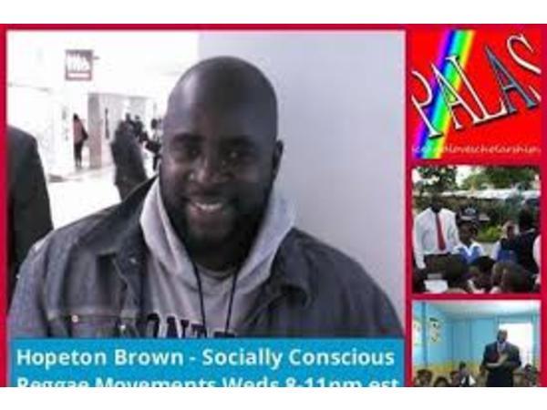 92: Reggae Wednesdayz with Hopeton Brown – Roots Rock Reggae