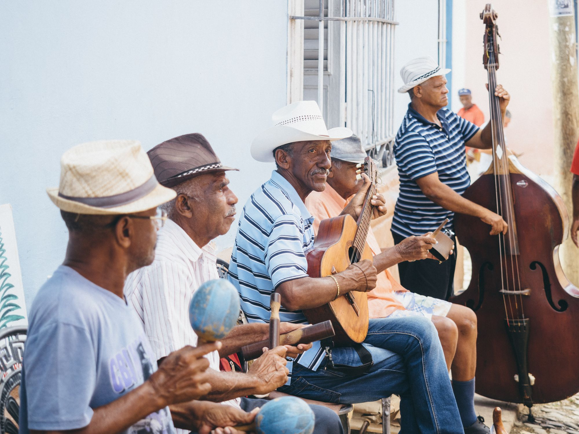 What Kinds of Music Come from the Caribbean?