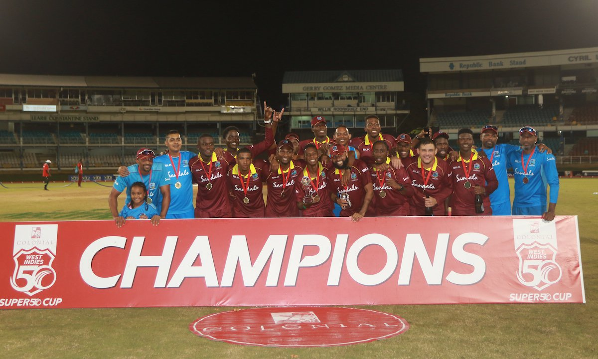 Cricket West Indies CEO confirms Antigua will host Super50