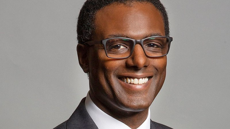 British Member of Parliament of Jamaican Descent Named as New