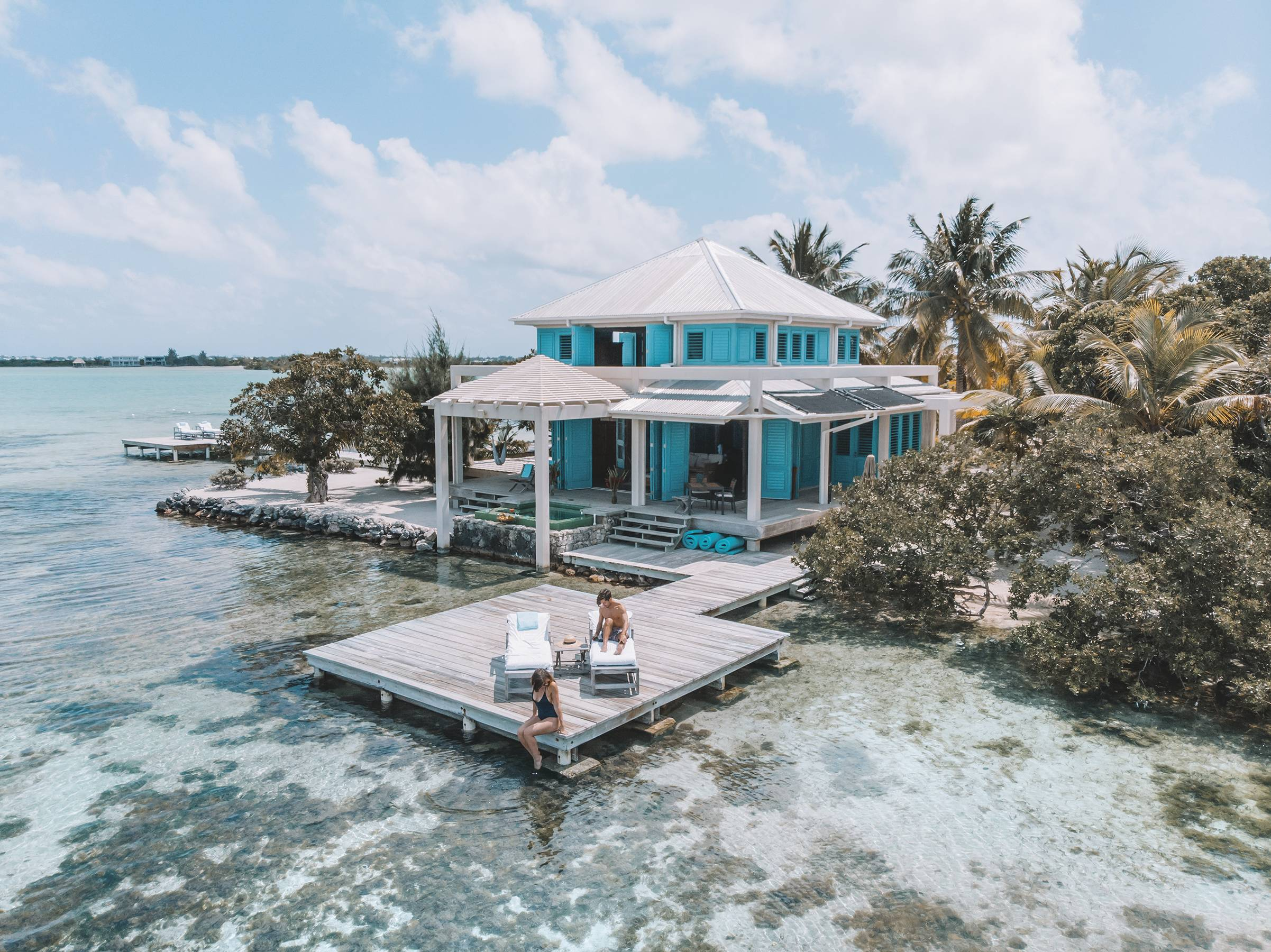Out Of Office: A Dreamy, Private Paradise Awaits At Cayo