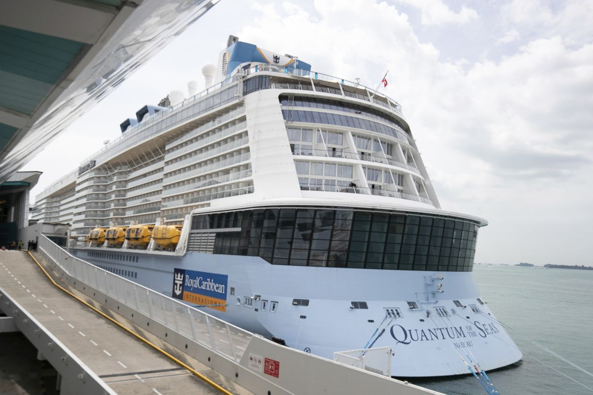 Royal Caribbean 'cruise to nowhere' returns to Singapore early after