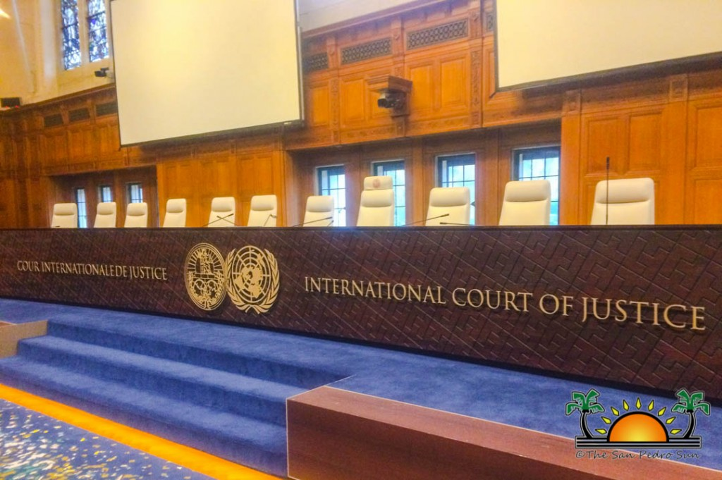 Guatemala submits its territorial claim Memorial to ICJ The San