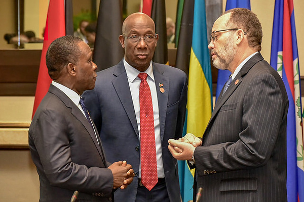 Noble: Bobbing on the ocean; how T&T's fading regional influence