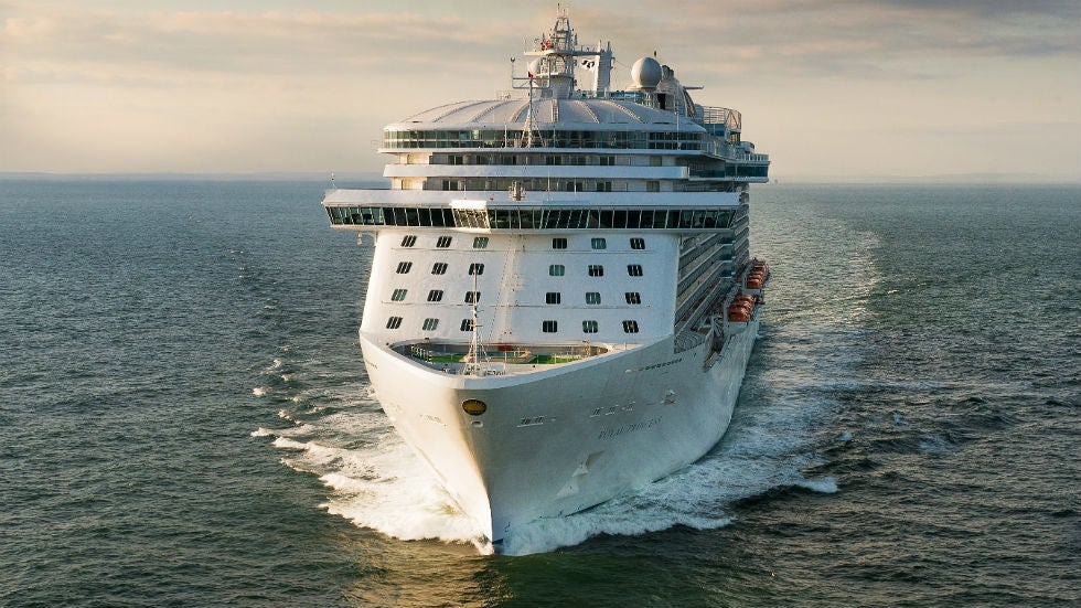Royal Caribbean 'cruise-to-nowhere' cut short after passenger tests positive for