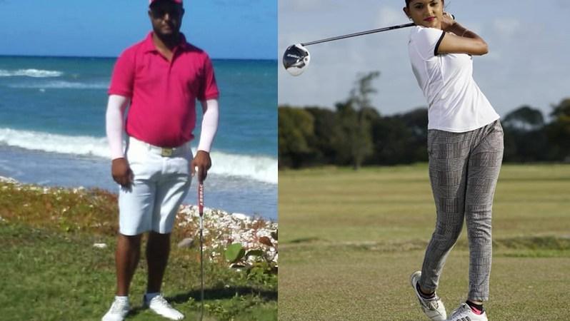 Golf champs Persaud, Deo new Nexgen Academy coaches