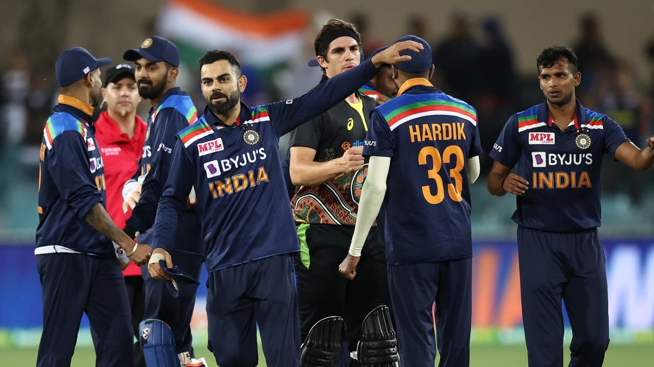 Australia bruise, India cruise, and Pakistan find success at home