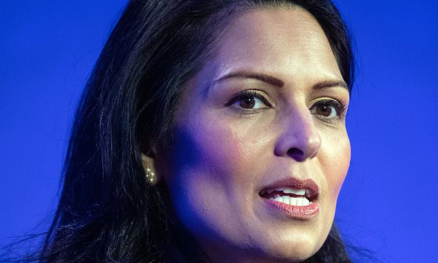 Priti Patel pledges 'regular drumbeat' of deportation flights