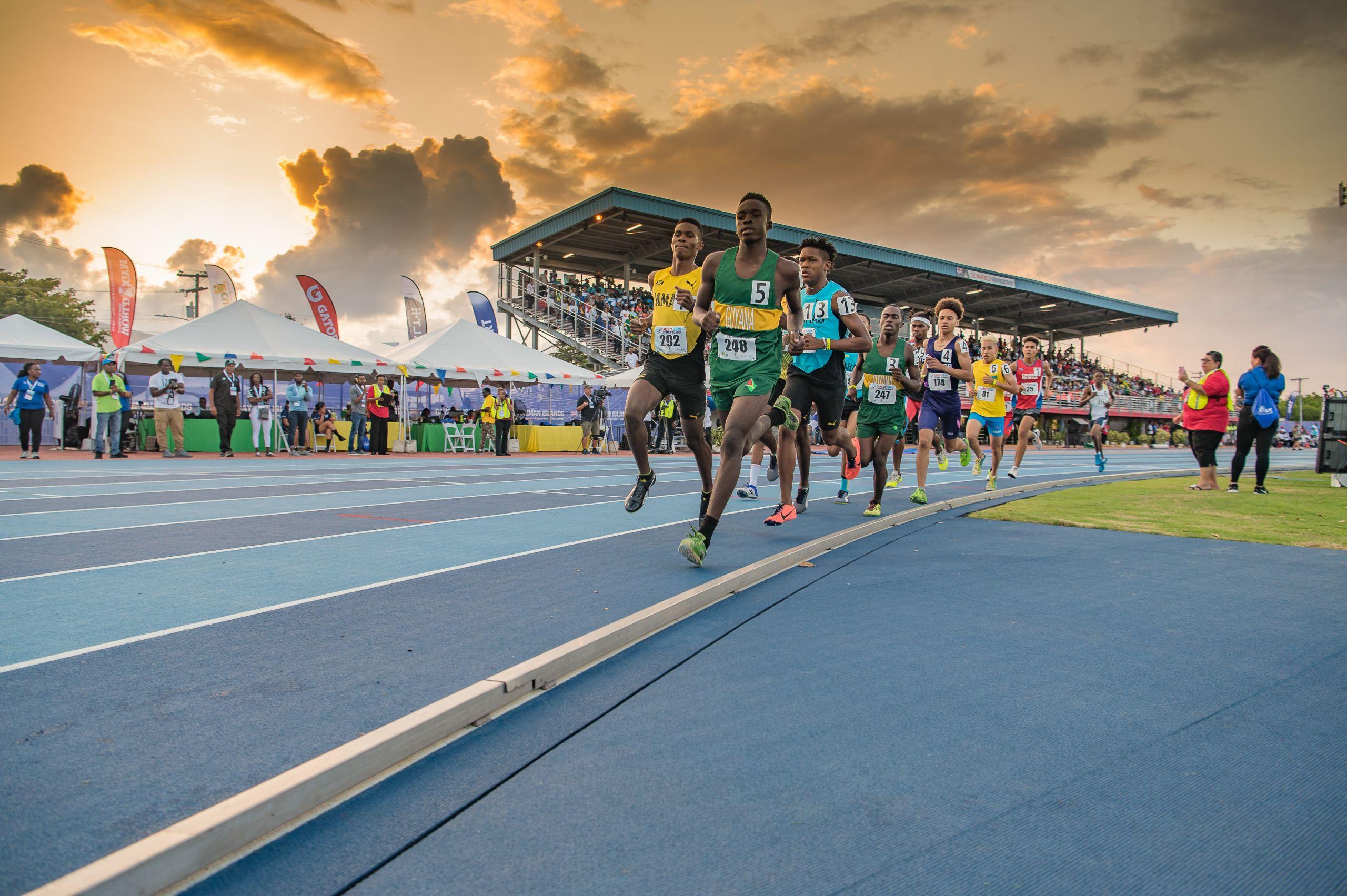 Barnes: NACAC lifts ban on Cayman athletes