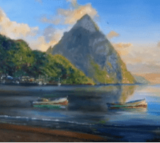 Virtual Caribbean Art Show Launched as a Part of a