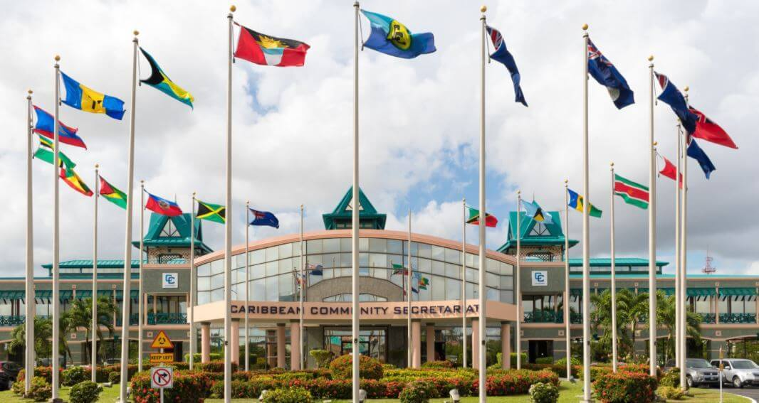 CARICOM Concerned Over Venezuela Stand In Guyana Border Issue