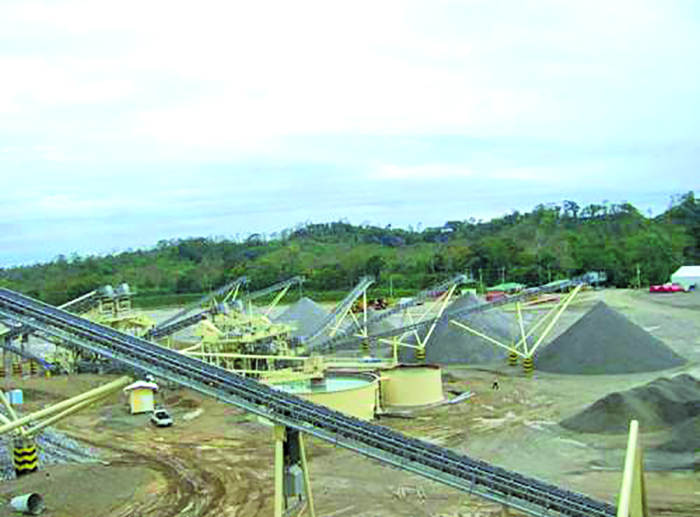 Licence granted for Caribbean's largest quarry operation in Region 7