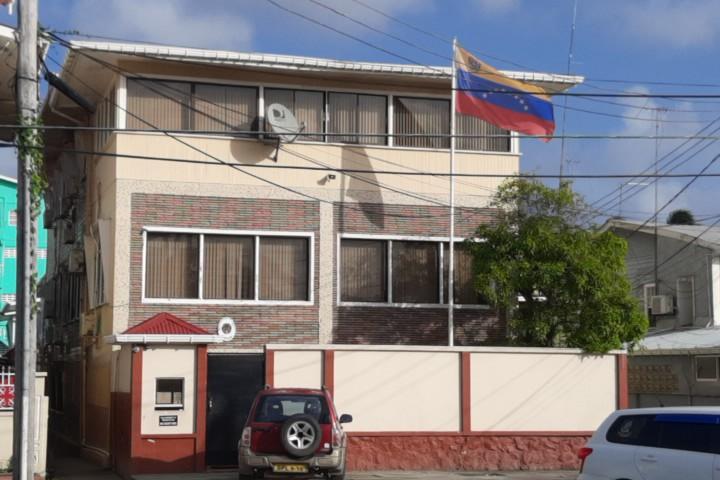 Venezuelan military intercepts Guyanese fishing vessels offshore Guyana