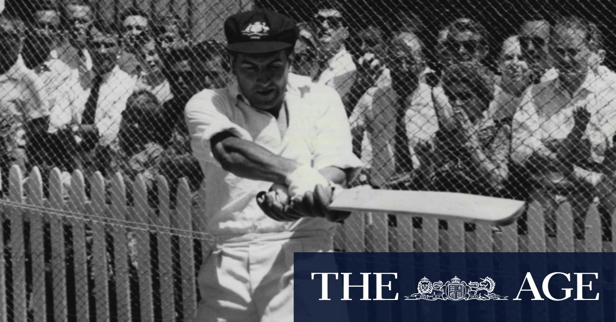 Australian cricket mourns former Test opener Colin McDonald