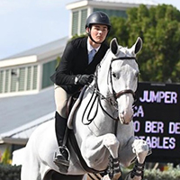 Rego Wins Hunter Seat Medal A Class In Florida