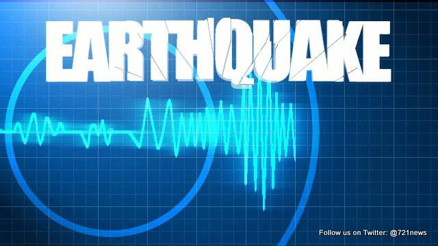 Guyana Shaken By Earthquake