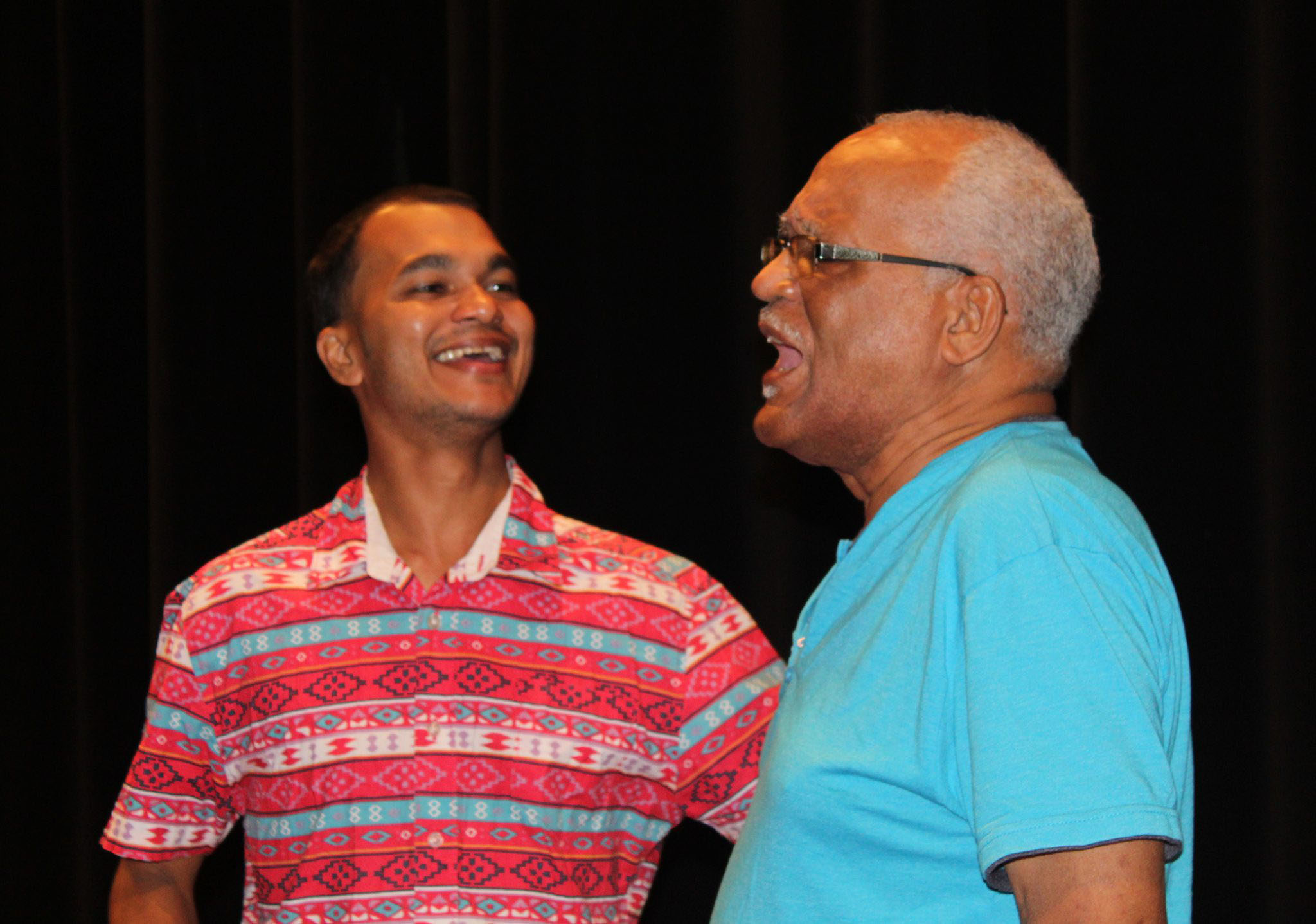 The rise and rise of professional theatre in Guyana