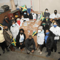 Jamaica's Alumni Donates Laptops and Tablets to Jamaican Schools