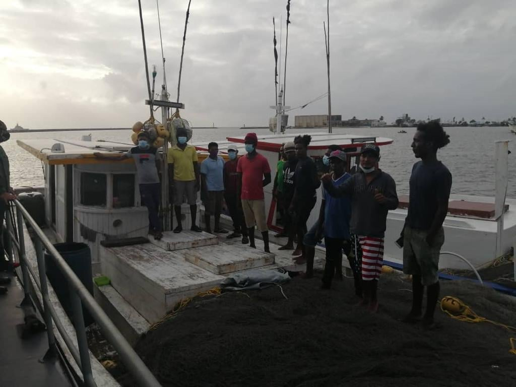 Maduro ordered release of Guyanese-registered fishing vessels- Pres