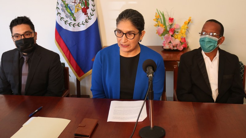 Belize Government Signs Development Cooperation Agreement with APEX for Digital