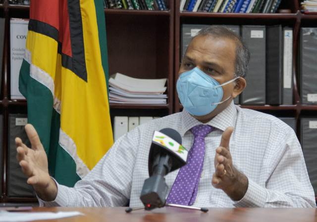 Guyana Politicians to be Vaccinated from Latest COVID-19 Vaccine Consignment