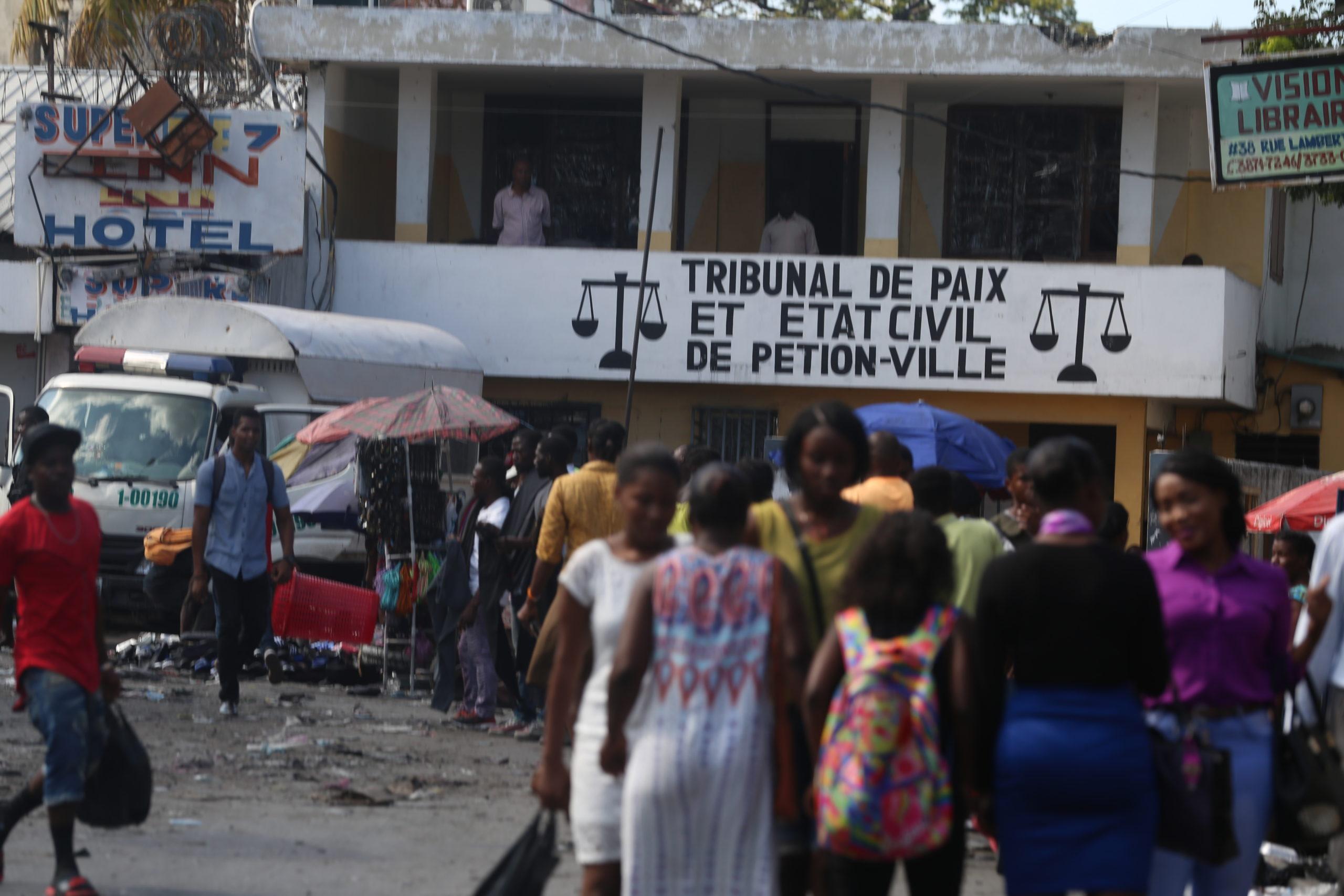 From Heroes to Zeros: Reversing the Free Fall in Haiti
