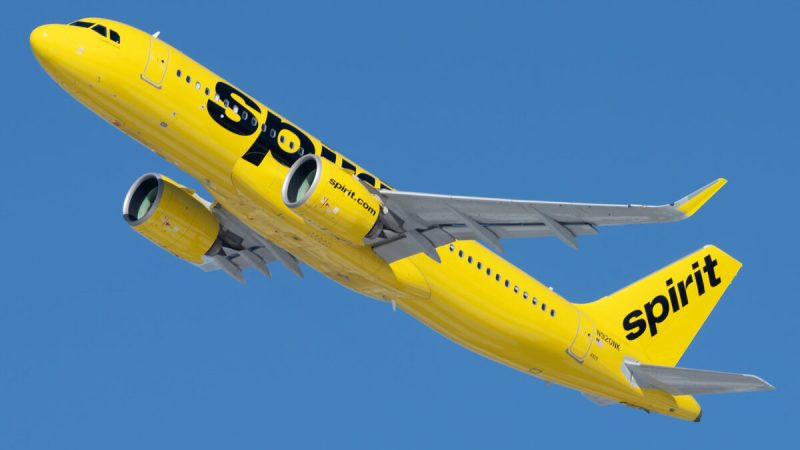Spirit Airlines Continues Expansion With New Milwaukee Flights