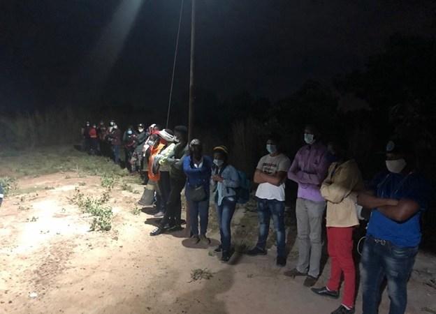 27 Haitians, 1 Cuban arrested in Brazil after leaving Guyana