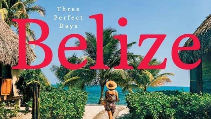 Three Perfect Three Days in Belize through the eyes of