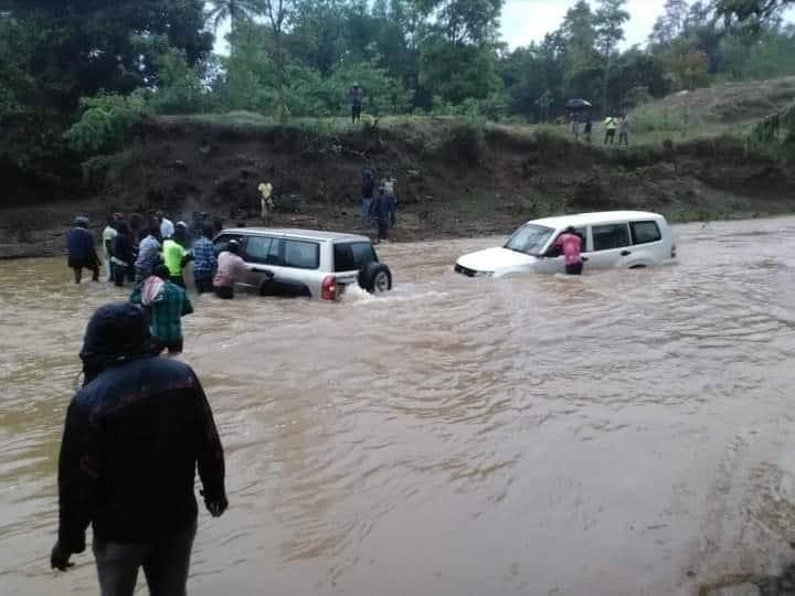 National Palace denies Moïse flood rumor
