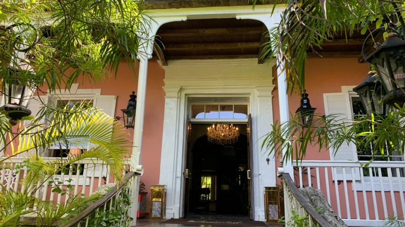 Nassau's Graycliff Gets Safe Tourism Stamp Caribbean Journal