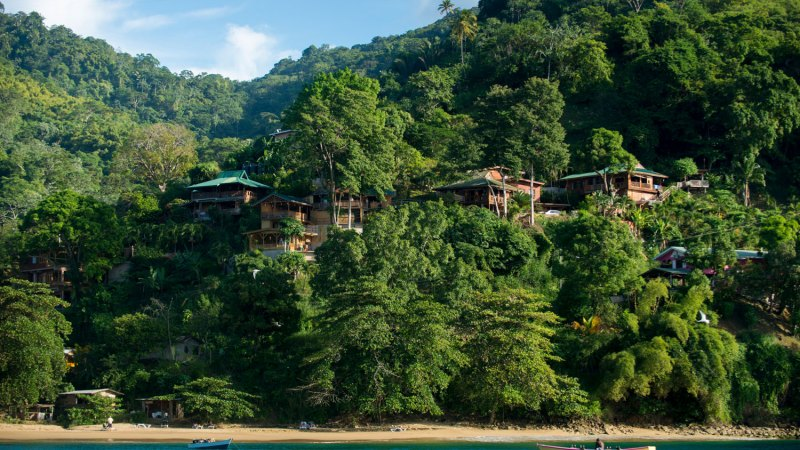 In The Top 10 Tobago Hotels