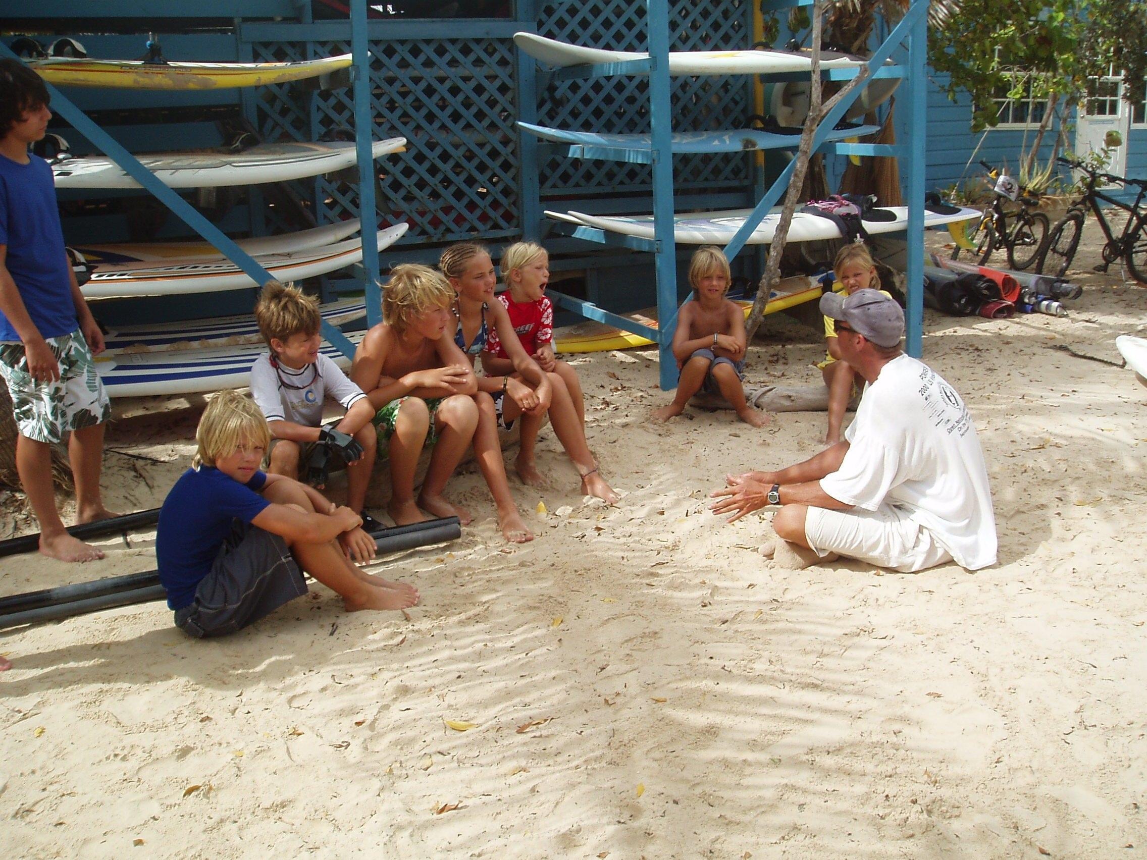 Andy Brandt's Kids Camp