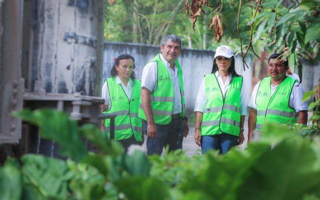 RECIBEN FAMILIAS DE LEONA VICARIO BENEFICIOS DE PROYECTOS DE ILUMINACIÓN