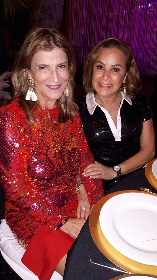 Cristina Buira y Sonia de la Peña