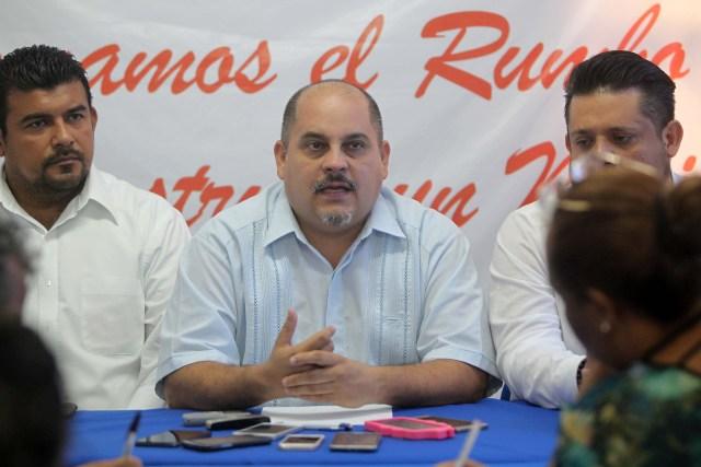 """El PAN, """"muy satisfecho"""", por ser la segunda fuerza electoral"""