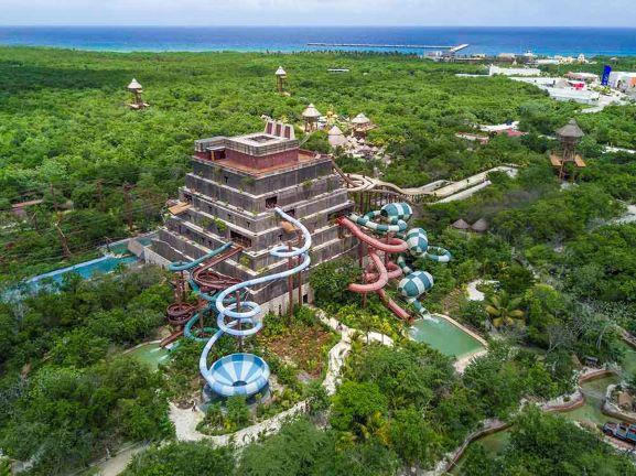 Parque ecoturístico en Mahahual destaca a nivel internacional