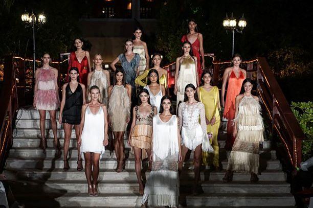 Hacienda Tres Ríos escenario de la pasarela México Fashion Show