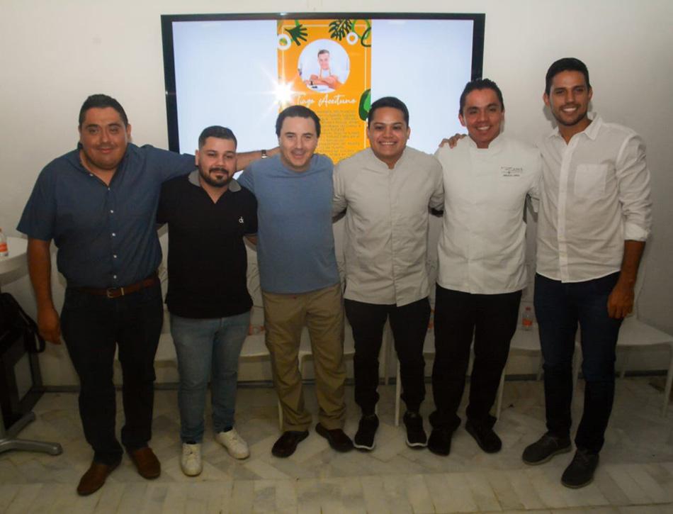 Con la participación de Star Chefs galardonados en el mundo culinario, el 7 de diciembre se realizará la primera edición del Sunset Gourmet Experience.