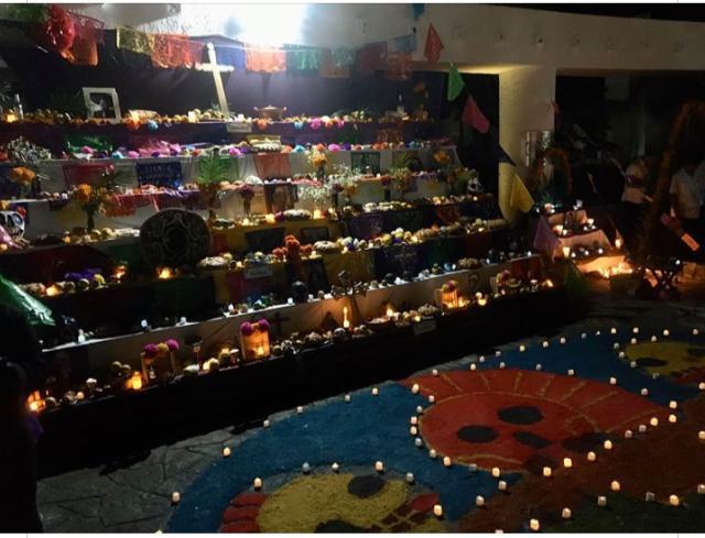 Festival de las Ánimas en Isla Mujeres