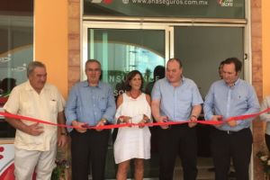 Compañía de seguros inaugura nueva sede en Playa del Carmen