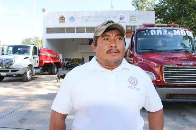 Protección Civil de José María Morelos mantendrá vigilancia por pirotecnia
