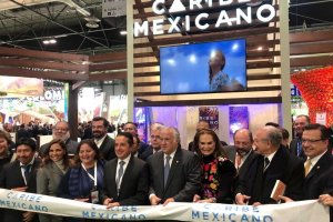 Quintana Roo, con su mejor cara en Fitur: Flota Ocampo