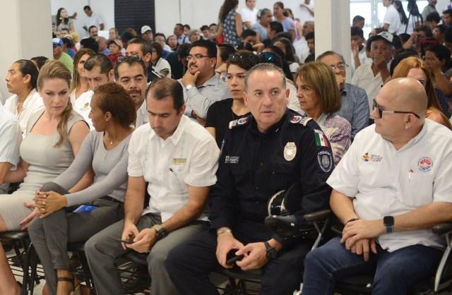 Destacan los avances de Cancún  en materia de seguridad pública