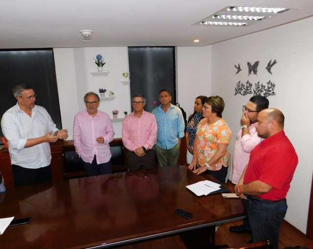 Hoteleros se reúnen con la Presidente Municipal de Solidaridad para conocer avances del Plan de Manejo Integral del Sargazo