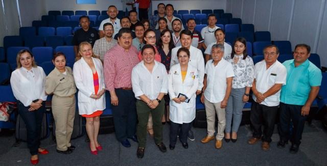 Destacan coordinación de gobierno con instancias sanitarias e IP para enfrentar coronavirus
