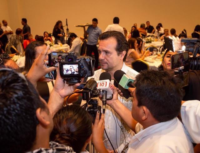 La llegada de cruceros no está  en riesgo, dice Pedro Joaquín